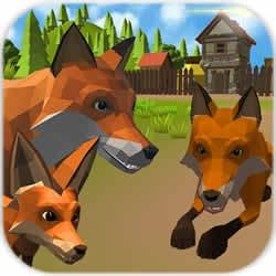 狐狸家族模
