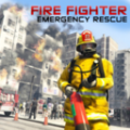 消防员紧急