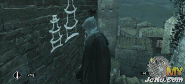 刺客信条2 密码墙地点和图文攻略 3