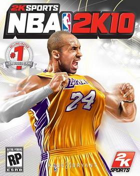 NBA2K10原版