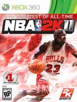 NBA 2K11免安装中文版