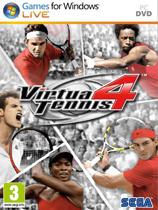 《VR网球4(虚拟网球4)》破解版