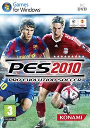 实况足球2010 英文镜像破解版