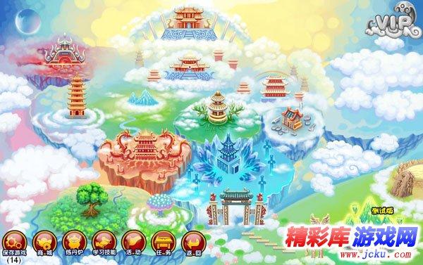 造梦西游3贺2012龙年v2.5正式版第3张