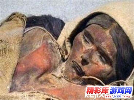 古墓挖呻吟女尸:千年古墓挖出女人竟然会呻吟 尸身完好无缺(图)