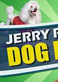 杰里赖斯和狗足球绿色版