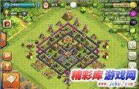 部落冲突7如何来布置各种防御建筑