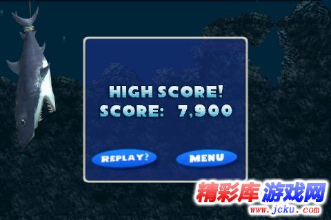 嗜血狂鲨1游戏截图3