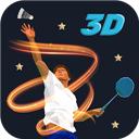 3D专业羽毛球挑战