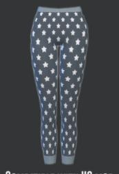 模擬人生4女士睡衣長褲MOD v1.0