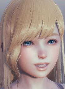 AI少女可愛金發天使甜妹MOD v1.0