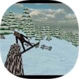 布娃娃滑雪板