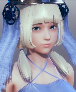 AI少女清純白發少女MOD v1.0