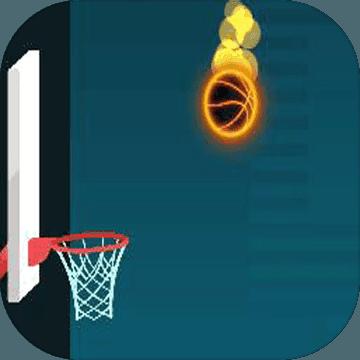 籃球定點投籃