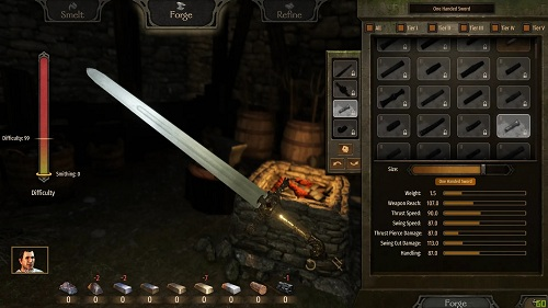 骑马与砍杀2双持武士刀MOD v1.0