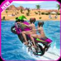 摩托艇運動員比賽