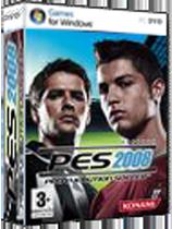 实况足球2008(PES2008)中文版