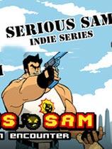英雄萨姆随机遭遇英文硬盘版