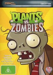 iPad游戏《植物大战僵尸》