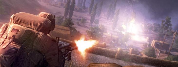 《闪点行动3:红河》Xbox360正式版