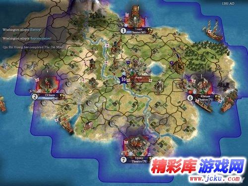 文明4游戏截图2