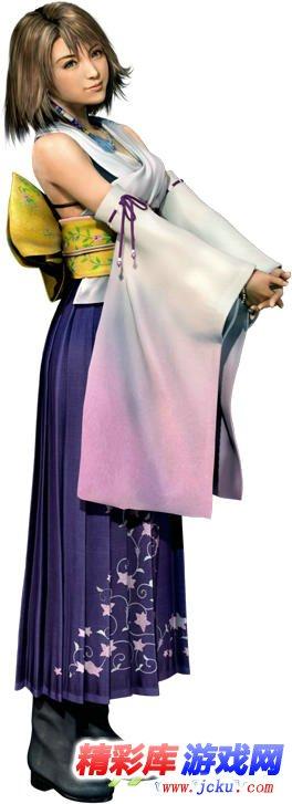 《最终幻想10/10-2HD》游戏高清截图3