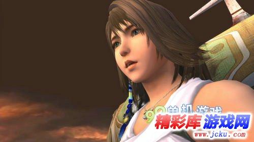 《最终幻想10/10-2HD》游戏高清截图4
