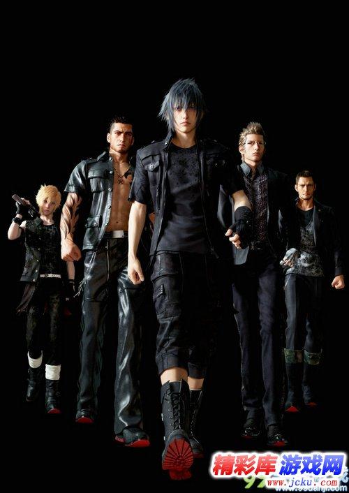 《最终幻想15》游戏高清截图1