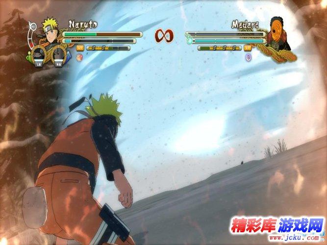 《火影忍者:究极忍者风暴3》游戏高清截图2