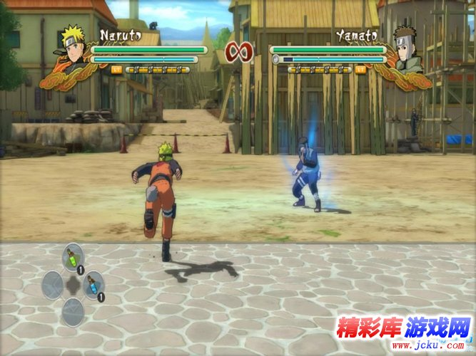 《火影忍者:究极忍者风暴3》游戏高清截图3