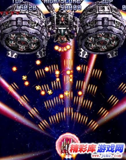 雷电4中文版游戏高清截图6