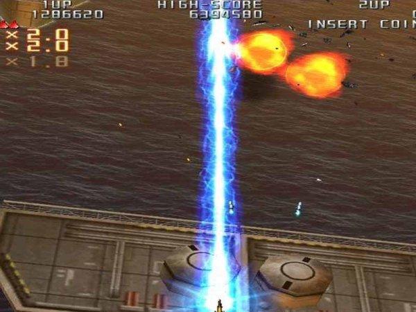 雷电4空中霹雳中文版游戏高清截图2