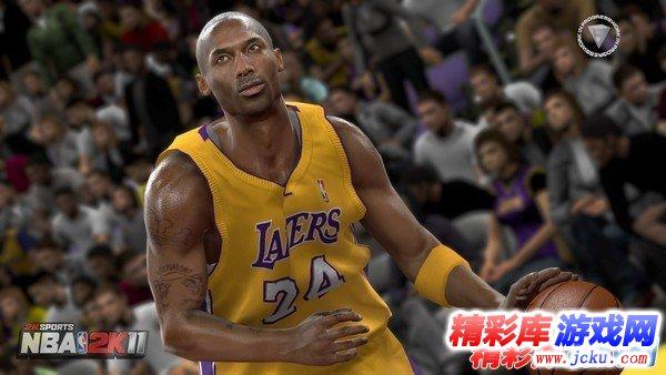 NBA2K11完整硬盘版游戏高清截图1