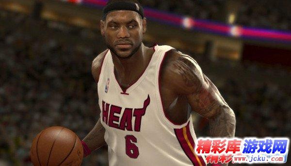 NBA2K11完整硬盘版游戏高清截图2