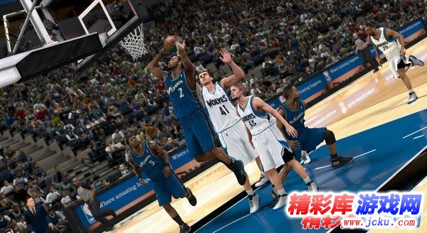 NBA2K11完整硬盘版游戏高清截图3