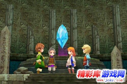 《最终幻想3》游戏高清截图3
