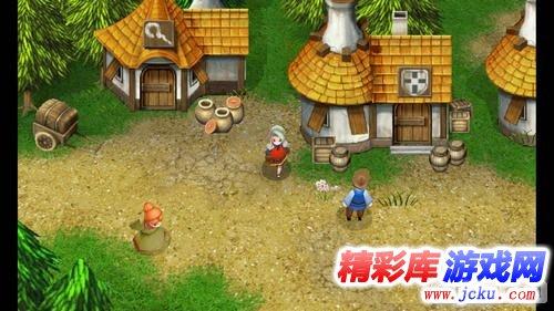 《最终幻想3》游戏高清截图4