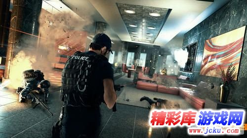 《战地:硬仗》游戏高清截图2