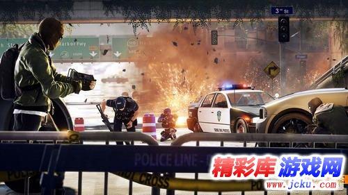 《战地:硬仗》游戏高清截图1