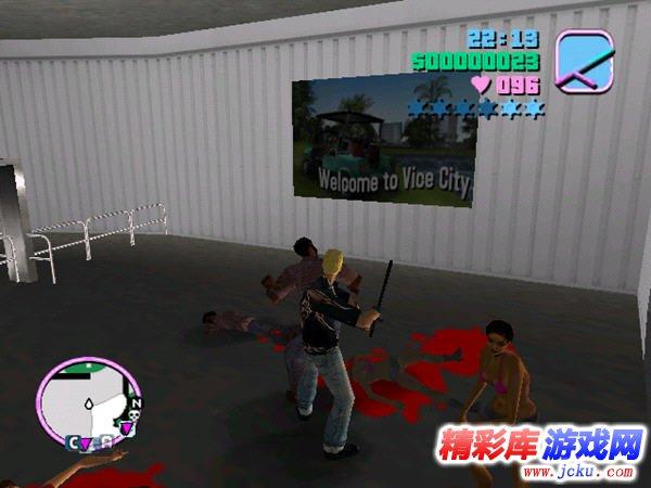 侠盗猎车6狂野之城游戏高清截图2