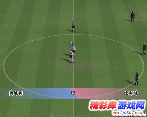 实况足球8游戏高清截图3