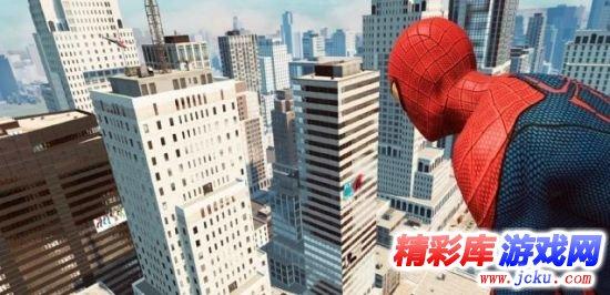 神奇蜘蛛侠游戏高清截图3