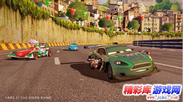 汽车总动员2游戏截图2