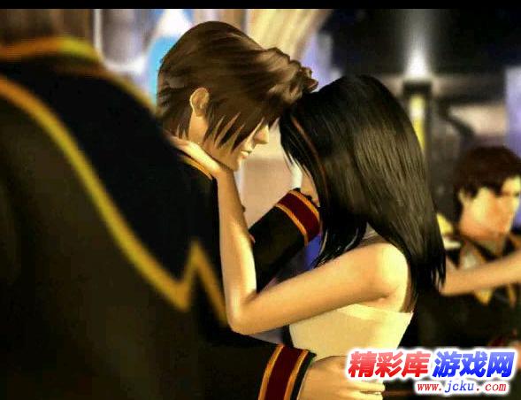 最终幻想8游戏截图2