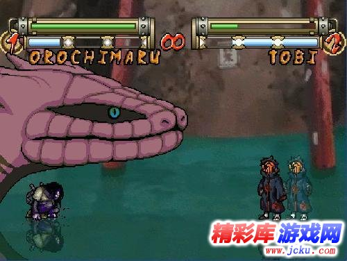 火影忍者格斗游戏截图1
