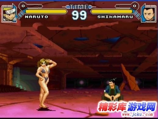 火影忍者格斗游戏截图2