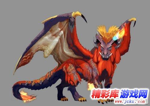 《怪物猎人4终极版》游戏高清截图