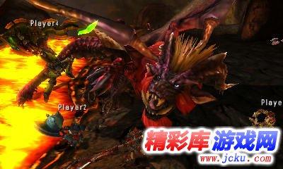 《怪物猎人4终极版》游戏高清截图1
