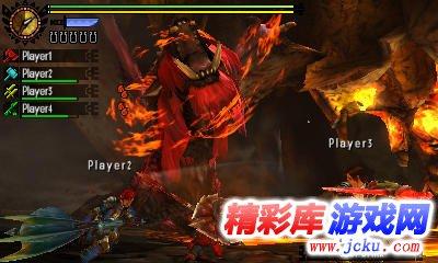 《怪物猎人4终极版》游戏高清截图2