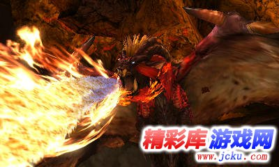 《怪物猎人4终极版》游戏高清截图3
